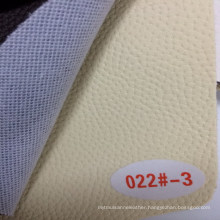 Fashion Upholstery Breathable PU Furniture Leather (HS022#)