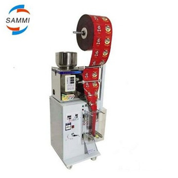 High speed 3 side seal automatic tea bag packaging machine