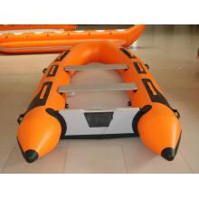 Barco inflável de vela de PVC 3,6 m