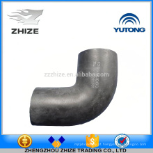 Bus part 1303-00063 Right-angle Rubber Hose for Yutong ZK6760DAA