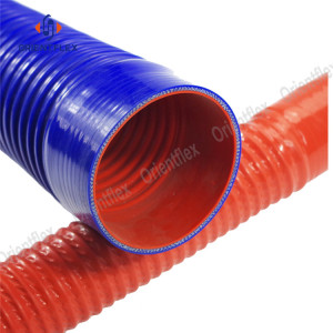 High+pressure+strength+Flexible+Silicone+Corrugated+Hose