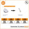 Kits de modification de rechange de la lampe E26 E39 120W LED de stationnement de 350W LED