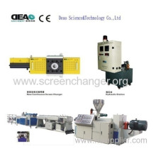 Continuous Screen Changer For Xps/epe/eps Foaming Polymer Melt Filtration