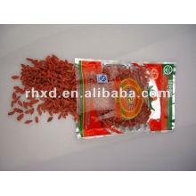 China Ningxia Dried goji berry fruits