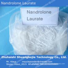 CAS 26490-31-3 Laurate de nandrolona para el culturismo Pureza del 99%