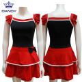 Robe de pom-pom girl équipe de combinaisons personnalisées