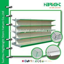 hardware display gondola rack,store gondola wall shelving,supermarket gondola shelf with strong gondola upright