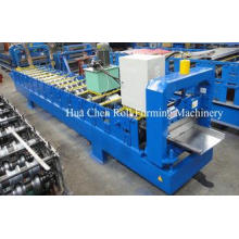 High Grade Single Color Steel Roofing Sheet Making Machine