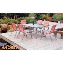 Aluminium furniture - garden set