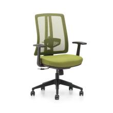 кресло персонала с удобной конструкцией для офиса