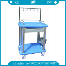Folding Shopping Cart Medical Office Supplies (AG-IT002A3)