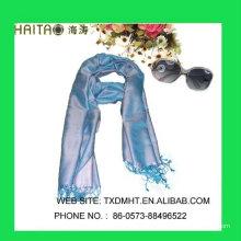 Mantón de seda de sarga de la manera - mantón de seda de la manera - bufandas de seda del 100%