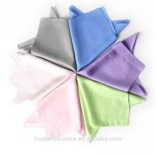 Mouchoir Silk Fresh Floral Design Silk Handcherchief