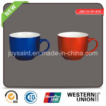Colorful Glazed Coffee Mugs (JSD115-SY-010)