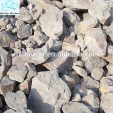 Approvisionnement professionnel 60-88% contenu calciné bauxite mine de bauxite à vendre