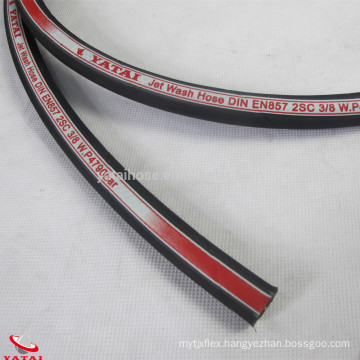 Steel Wire Braided Oil Resistant LPG Hose in China