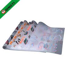 Qing yi haute qualité plastisol transfert de chaleur impression