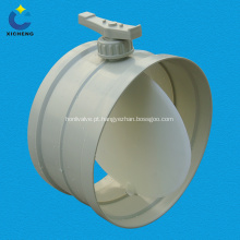 Pp ar manual de plástico / válvula de retenção