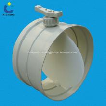 Pp plastique manuel air / clapet anti-retour