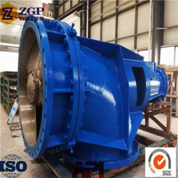 Bomba de circulación de flujo axial para la industria de la sal