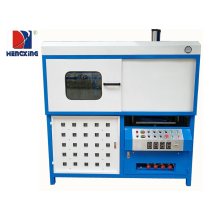 Top Quality for Semi Automatic Vaccum Blister Forming Machine Plastic clamshell blister vacuum thermoforming machine supply to Poland Factory