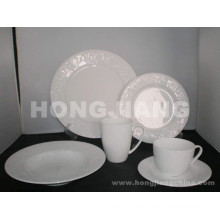 Bone China Dinner Set (HJ068012)