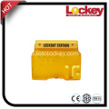 Loto Safety Lockout Station dengan Cover