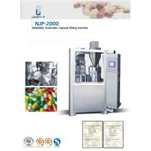 Máquina de rellenar de la cápsula automática estándar certificada CE de GMP
