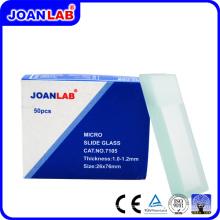 Diapositives de microscope préparé Laban JOAN 7105