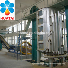 Máquina de processamento do óleo do farelo de arroz 50TPD