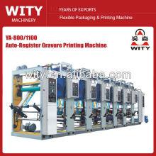 Гравировальный принтер с ручным контролем цвета