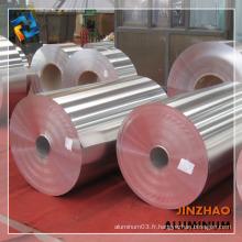 Bobines d'aluminium séries 8000