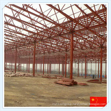 Long Span Steel Sturcture Building for Warehouse or Workshop