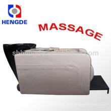 Lit de massage de lavage de cheveux / lit de shampooing de massage thaïlandais / lit de shampooing de la Corée