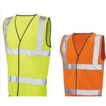 Günstige reflektierende Sicherheitsjacken