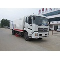 Dongfeng used street sweeper trucks for sale