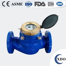XDO multi jet wet type removable bulk water meter