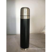 750ml Double Wall Stainless Steel Vacuum Flasks with Two Cups (SH-VC04)