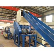 Película de plástico de lavado secado reciclaje línea de trituración