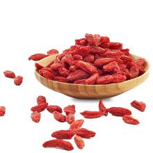 Frutas secas orgânicas de goji berry