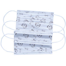 Einweg-OP-Maske für medizinische Kinder mit chirurgischer Maske