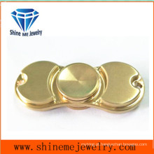 Popular Pressure Relief Fidget Toy Brass Hand Spinner