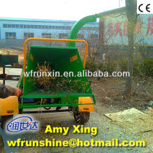 Déchiqueteuse à bois diesel