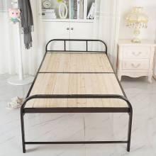 Lit pliant de canapé-lit en métal à usage domestique