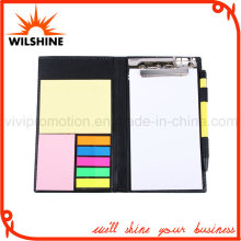 Writing Memo Pad with Clip Folder for Business Gift (PN247)
