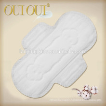 Lady Healthy Care Wholesale Breathable Organic Cotton Sanitary Pads