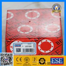 Cojinete de bolas del bloque de almohadilla (UCF206) con el bastidor del hierro