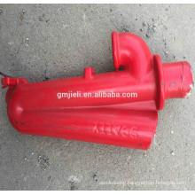 High-quality investment casting toilet parts