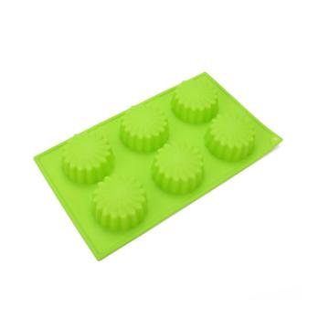 Custom Silicone Mould Ice Freezer Söt Mooncake mögel