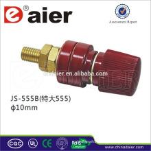 Large Diameter 10MM mplifier binding posts/plastic speaker binding post connectors